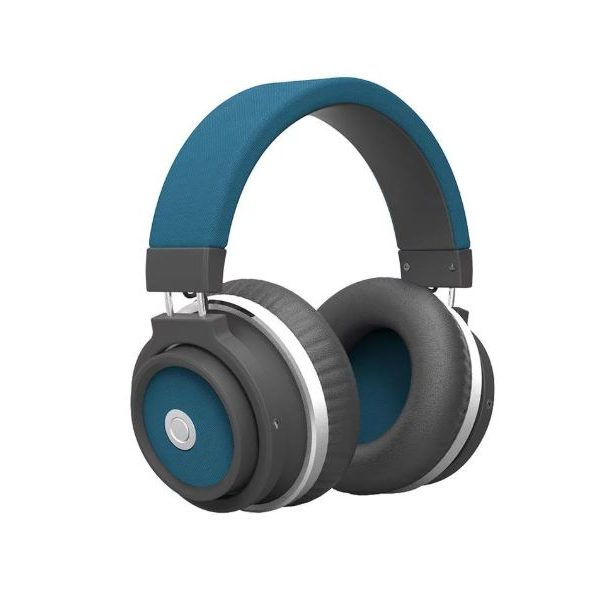063ad4ccd25 Polaroid Bluetooth Headphone - Blue - Zvose