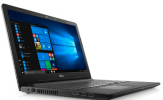 """Dell Inspiron 3567 Intel Core i5 15.6"""" Notebook - Black"""