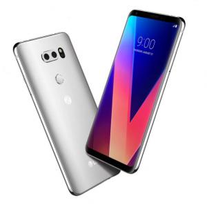 LG V30 PLUS 128GB LTE Smartphone - Silver