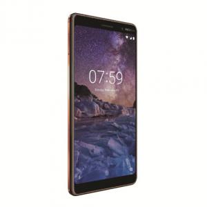 Nokia 7 Plus 64GB Smartphone - Black