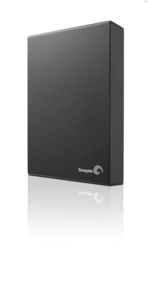 Seagate Expansion External 3.5 Inch Drive - 4TB